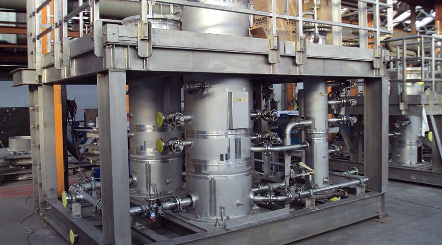 Diesel Filter Coalescer Package