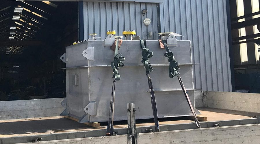 Stainless Steels Storage Tanks