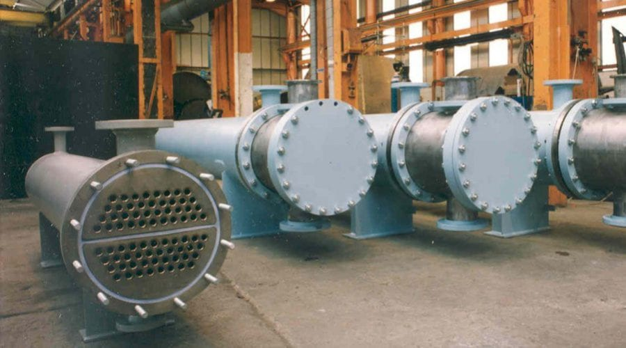 Titanium-Heat-Exchangers