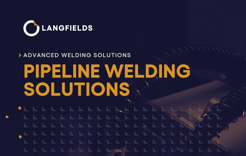 pipeline welding solutions brochure