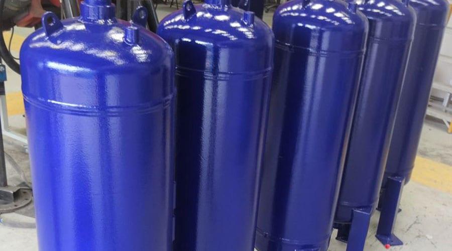 carbon steel Air Receivers