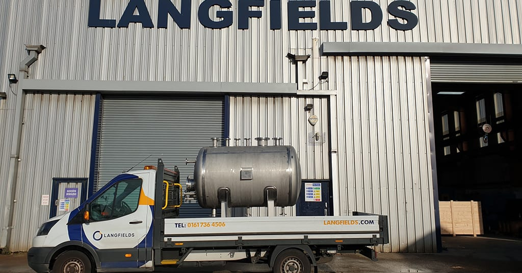 Stainless Steel Recycle Tank