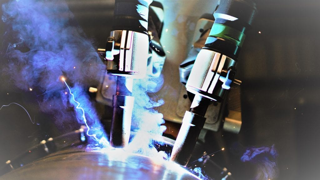 new wave welding system