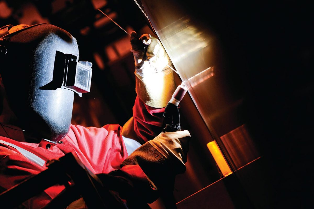 langfields advanced welding solutions, site and shutdown services